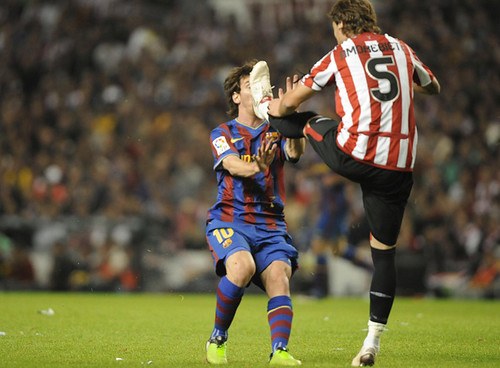 Amorebieta-Messi