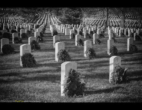 Arlington National Cemetery - To Honor, Remember & Explore by Sam Antonio Photography