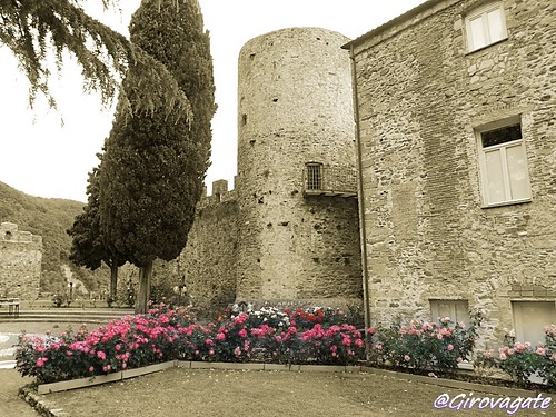 il castello di Ameglia