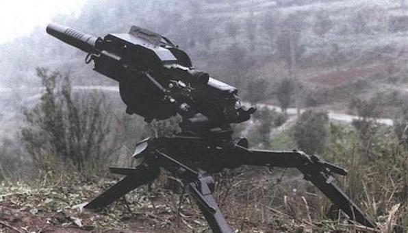 仿苏30毫米自动榴弹发射器