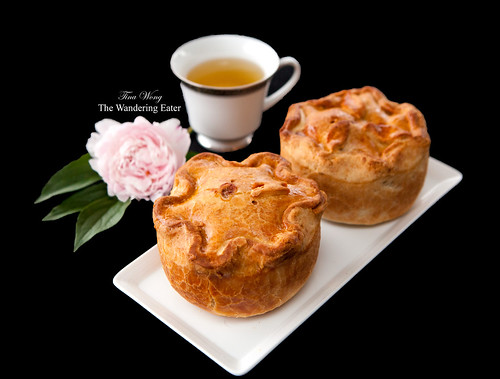 Traditional & Stilton Pork Pies