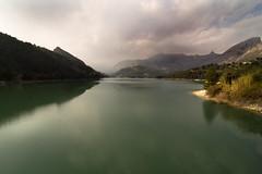 Dam - Embalse Guadalest