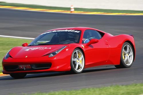 Experiencia Ferrari Formula GT