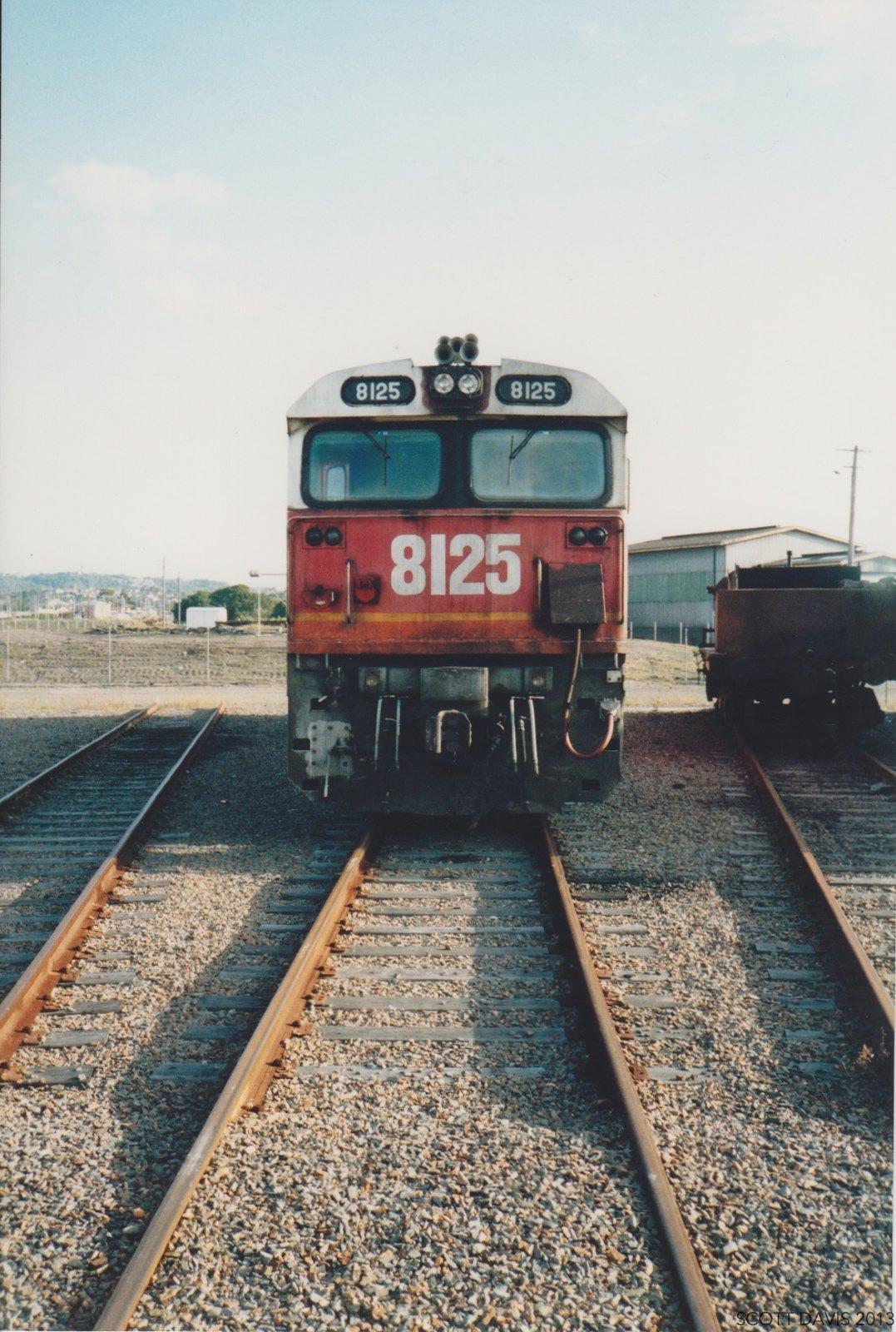 Broadmeadow loco 90_ 37 by Scott D