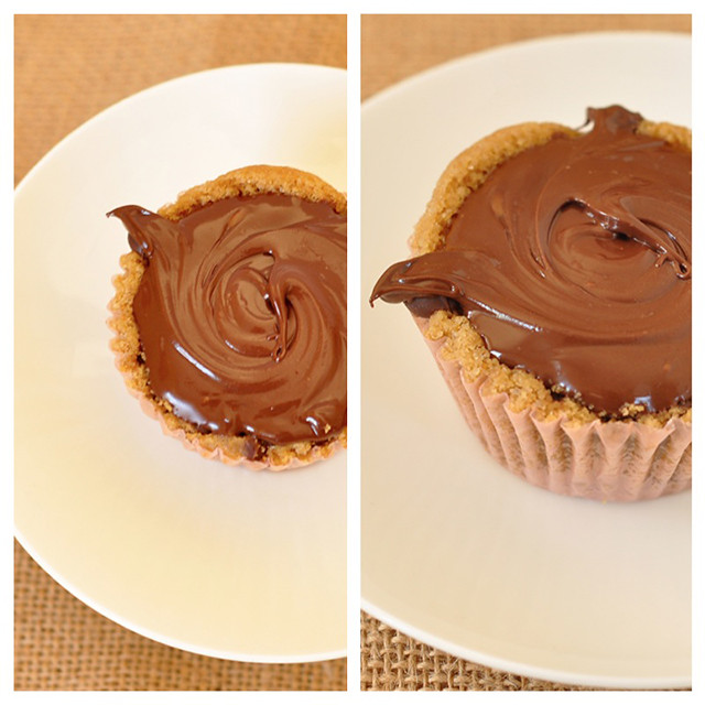 Inside-out Peanut Butter Cup
