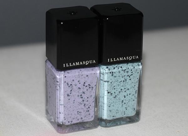 Illamasqua Speckle Nail Polish
