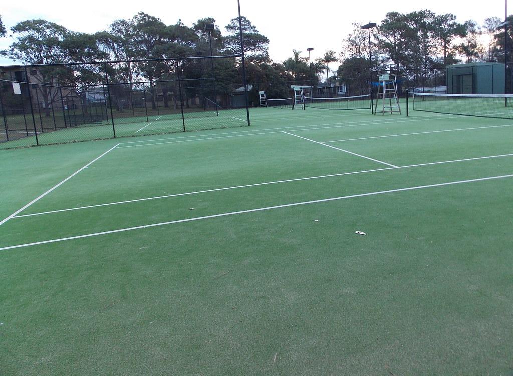 Tennis courts 170/365