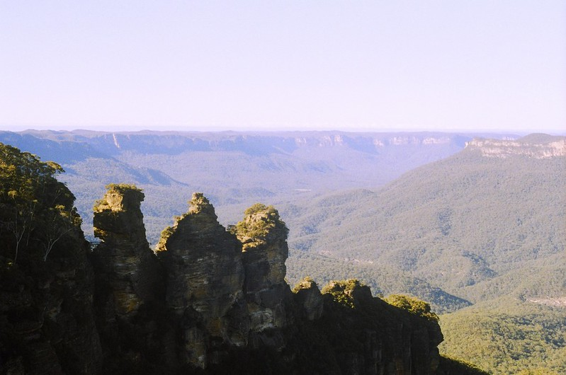 A weekend in the Blue Mountains