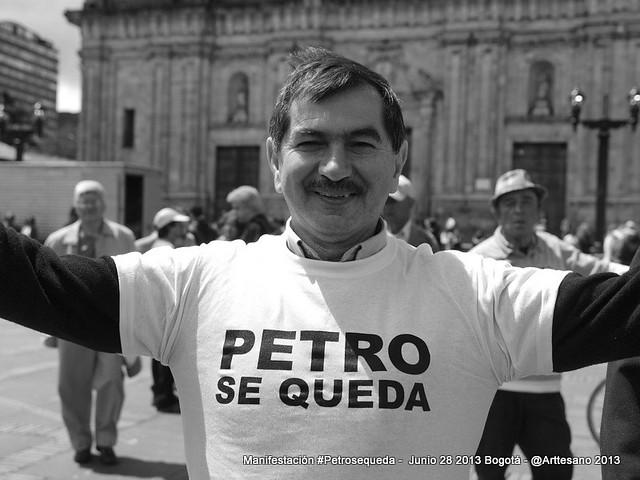 #Petrosequeda