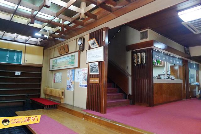 SASANOYUKI - tofu restaurant - inside