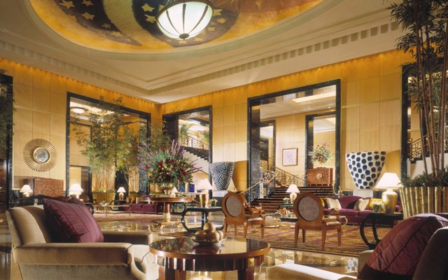 Hotel Mulia Senayan_The Grand Lobby