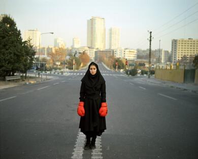 Newsha Tavakolian Photograph