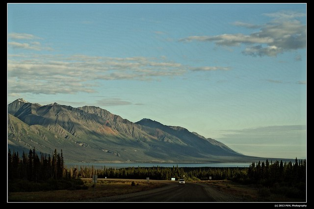 Views along Alaska Highway