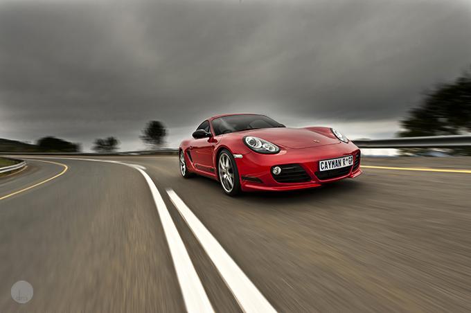 Porsche GQ March 2012
