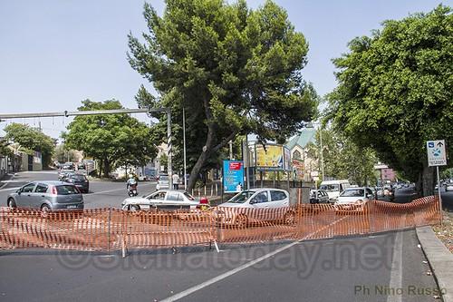 Catania, Tondo Gioeni: regge il piano di smaltimento del traffico $
