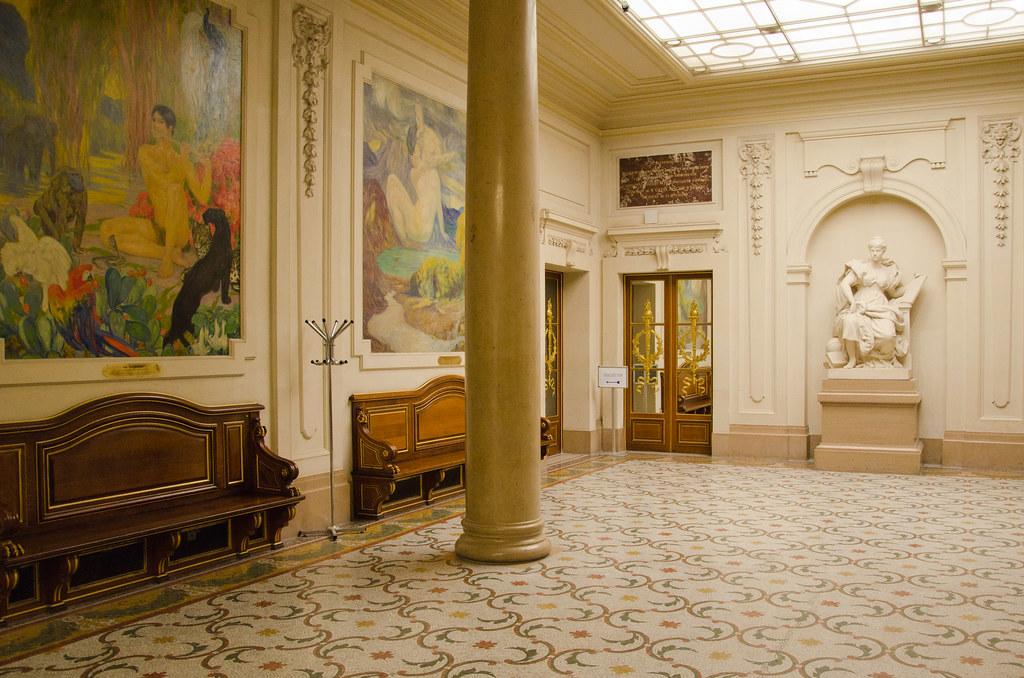 La Salles des Autorités