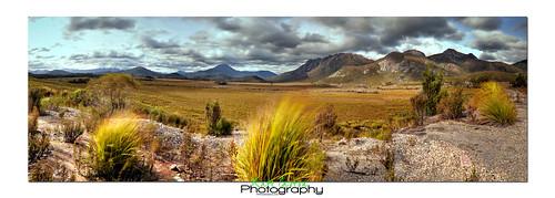 panorama landscape tasmania 2013
