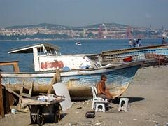 boat-man