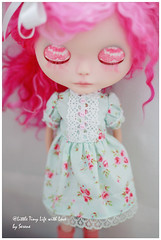 A Simple Dress for Blythe