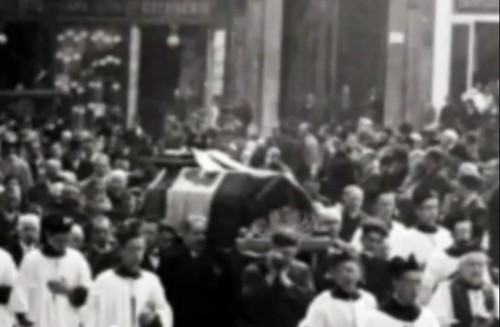 I funerali del Barnabita