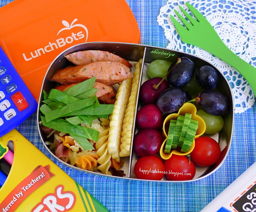 First Day of School Bento! by sherimiya ♥