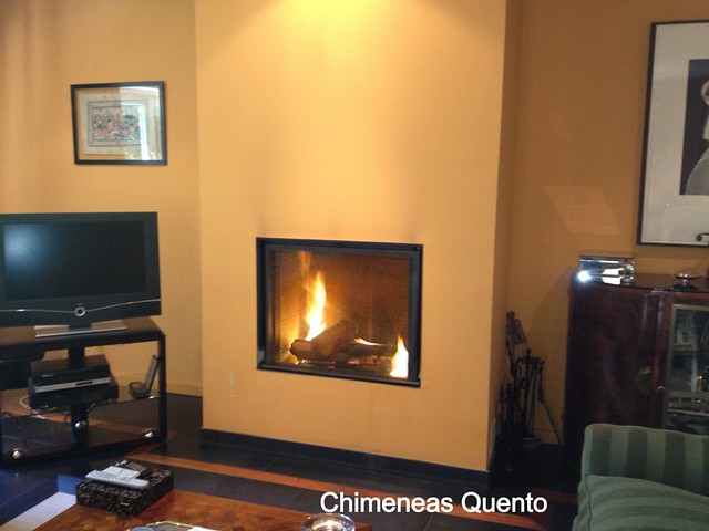 Chimenea quento stuv 85 flickr photo sharing - Chimeneas lugo ...