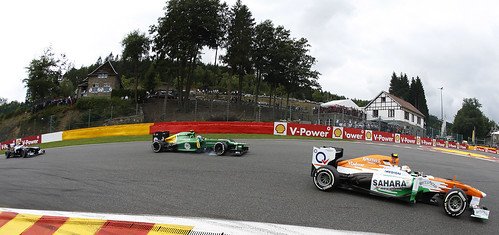 2013 Belgian Grand Prix - Sunday