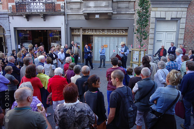 Leuvens eerste BabbelPlansjei
