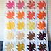 Modern Maples Quilt Top Complete! by sewandtellhandmade