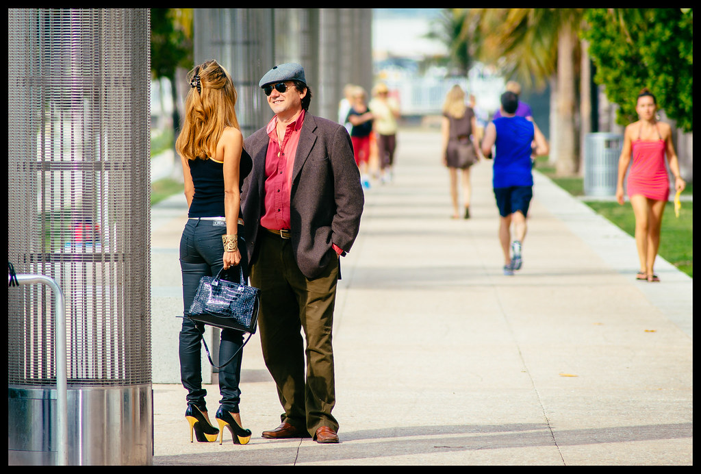 Talk to Me - South Beach - 2013