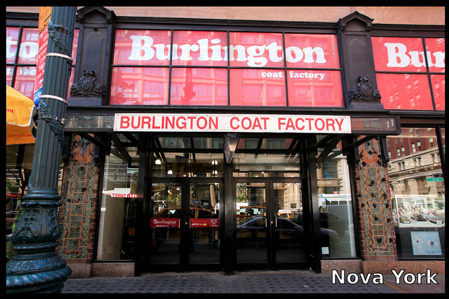 Burlington Coat Factory - NY