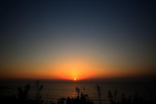 travel sunrise circle scenery day taiwan clear 09 sep day3 台灣 風景 circular 台東 taitung 旅遊 日出 環島 九月 2013