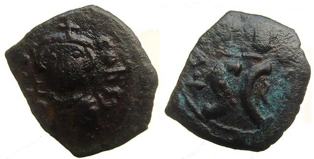 Quelques monnaies byzantines 9841533426_b057c29227_z