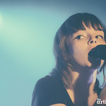Lauren Mayberry photographed by Chad Kamenshine