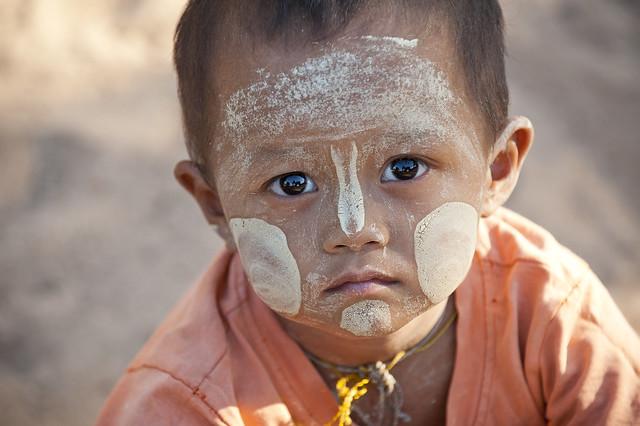MM002 Myanmarese boy