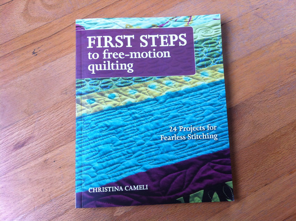 First Steps to Free-Motion Quilting!