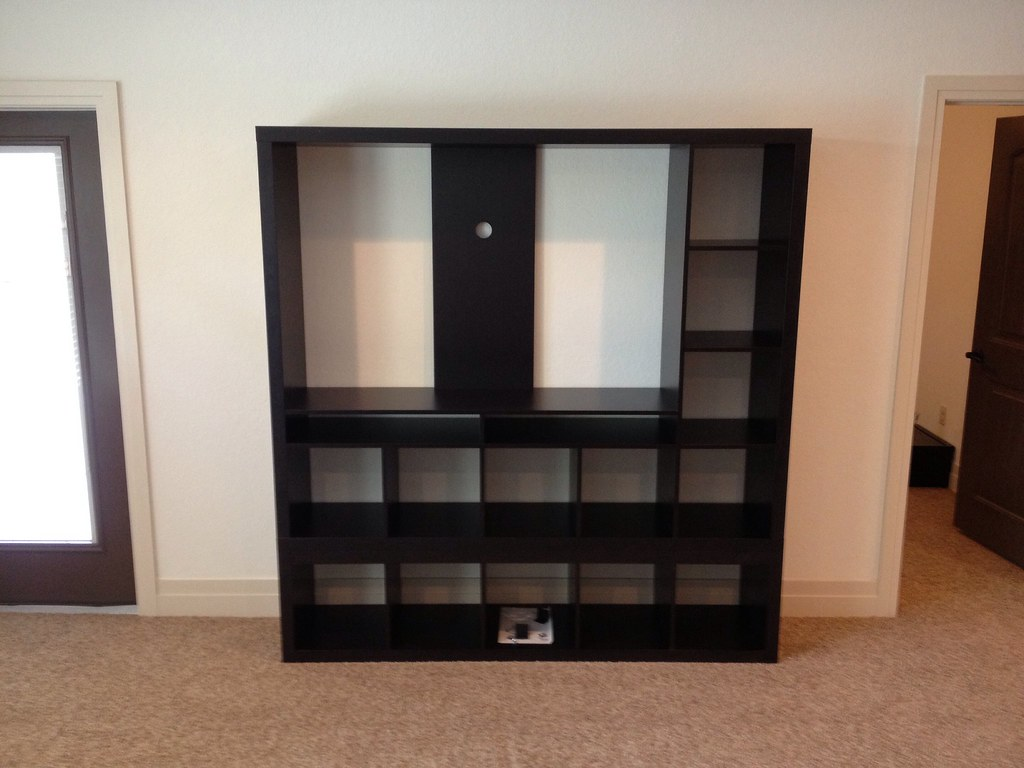 Home Furniture Assembly: Assembling An IKEA Entertainment Center (after We  Got To Assemble It