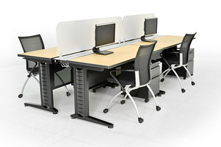 Regency Fusion Benching Workstations
