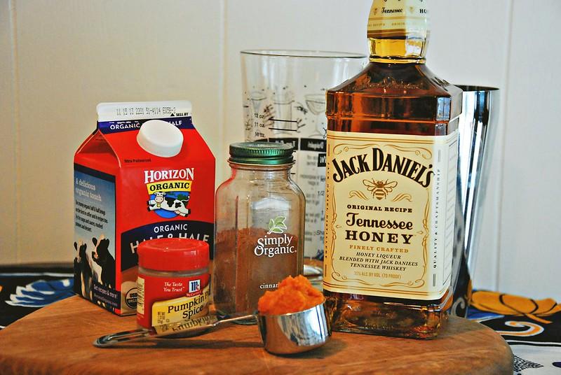 Pumpkin Cocktail