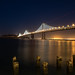 All Lights Lead to the Bay Bridge by idashum