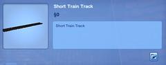 Short Train Track