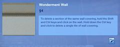 Wonderment Wall 2