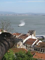 En Route @ Castelo de São Jorge