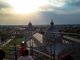 Obrázek Šikmá věž v Pise u Pisa. summer italy holiday tower pisa tuscany duomo leaningtower baptistry lightroom piazzadeimiracoli 2013 piazzadeiduomo