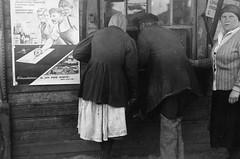 Gateliv i Sovjetunionen - Salgsbod? (1935)