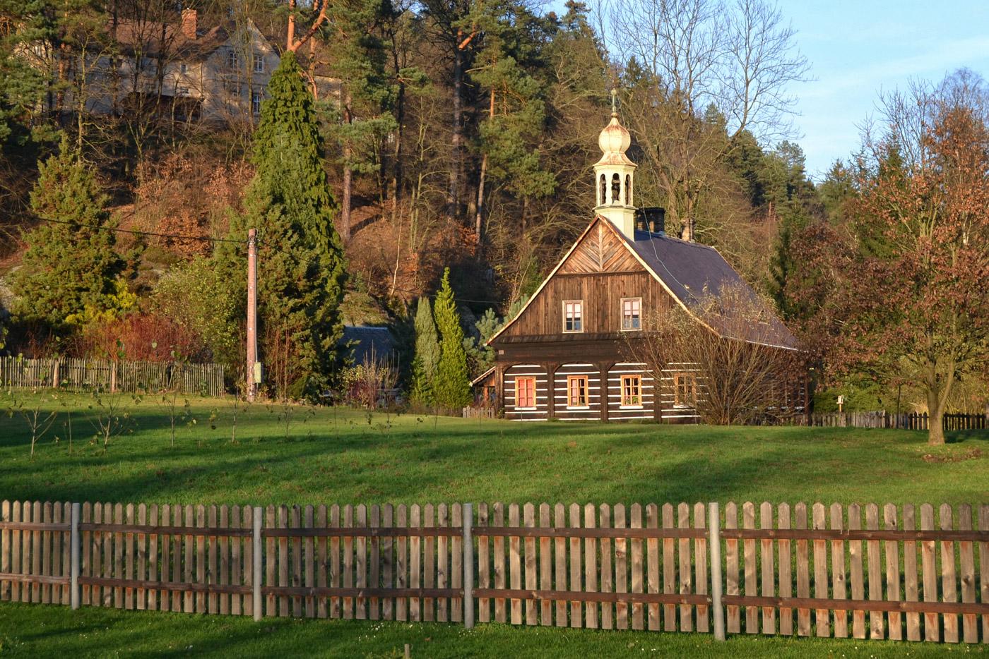 Altes Schulhaus in Schemmel