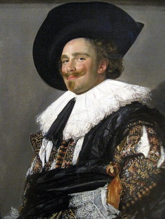 'The Laughing Cavalier', by Frans Hals