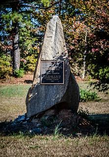 Pottersville Monument