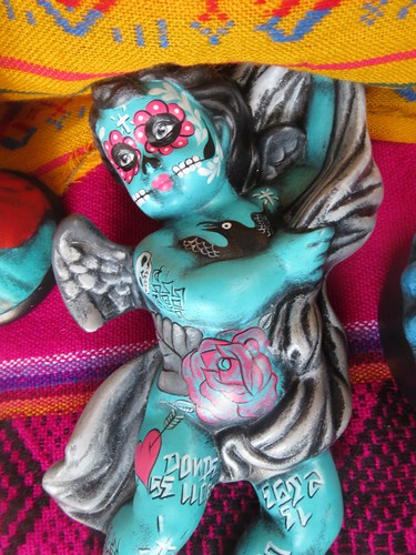Day of the Dead Sculpture Art