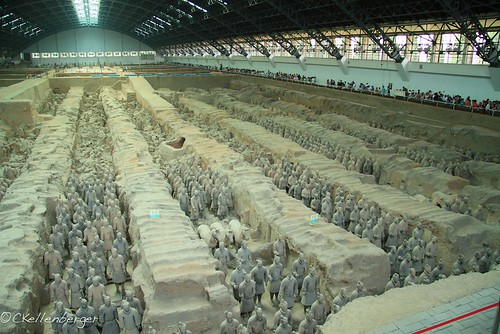 Terracotta Warriors, Xian '11-55